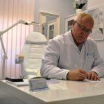 lek. med. Aleksnader Żmudziński, laryngolog, laryngolog dziecięcy, lekarz medycyny estetycznej