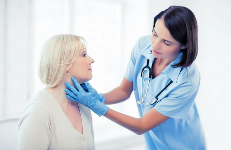 kriochirurgia w laryngologii