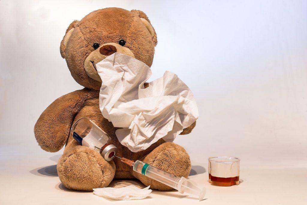 dziecięce choroby laryngologiczne