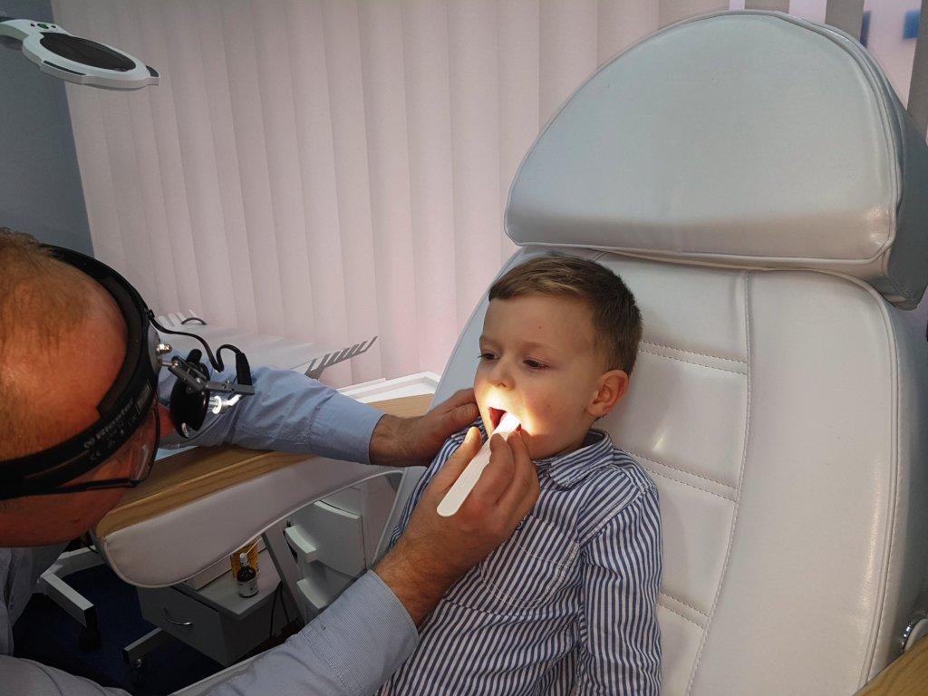 laryngolog dziecięcy szczecin