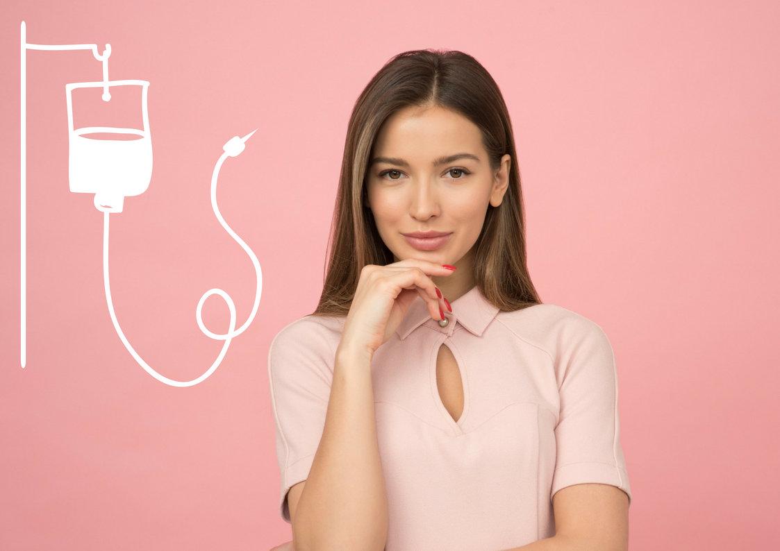 Kroplówki witaminowe dla kobiet- nowy sposób na zdrowie i urodę