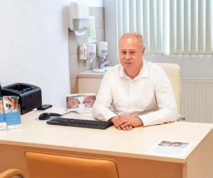 dr aleksander Żmudziński