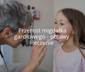 zabiegi laryngologiczne