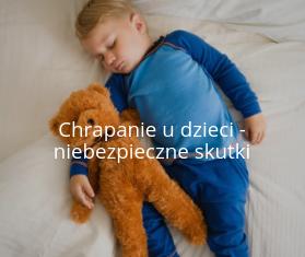 chrapanie u dzieci